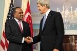 Ngoại trưởng Kerry: Mỹ quan ngại thách thức của  Trung Quốc ở Hoàng Sa