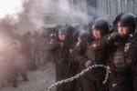 Tổ chức nhân quyền quốc tế lo ngại về sự tàn bạo của cánh sát Ukraine