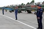 Ukraine kêu gọi Nga hoãn tập trận trước cuộc bầu cử Tổng thống