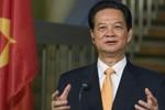 Thủ tướng Nguyễn Tấn Dũng trả lời phỏng vấn Reuters