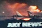Quân đội Pakistan dập tắt cuộc tấn công vào sân bay quốc tế