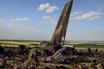 IL-76 bắn rơi tại Luhansk do bị bộ phận kiểm soát không lưu phản bội