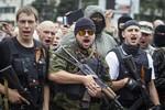 Kiev tố lực lượng ly khai phá vỡ thỏa thuận ngừng bắn