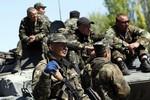 Hơn 400 binh sĩ Ukraine chạy sang Nga xin tị nạn