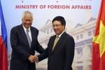 Manila: Việt Nam ủng hộ kế hoạch 3 phần của Philippines ở Biển Đông