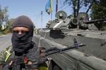 Kiev: Đã đạt được bước đột phá đè bẹp lực lượng ly khai