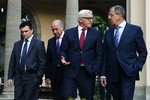 Ngoại trưởng Đức: Bằng mọi giá phải ngăn Nga-Ukraine đối đầu quân sự