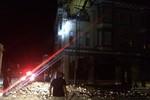 Động đất mạnh nhất trong 25 năm tấn công nước Mỹ