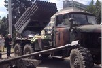 Phe ly khai tuyên bố thu giữ và tiêu diệt lượng lớn vũ khí của Ukraine