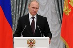 Putin kêu gọi phe ly khai cho phép binh sĩ Ukraine bị bao vây đến Nga