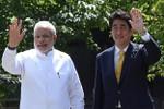 Modi: Ấn Độ và Nhật Bản sẽ định hình châu Á thế kỷ 21