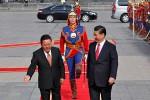"""Báo Nga: Trung Quốc """"đưa Mông Cổ vào quỹ đạo"""" của mình"""