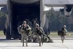 Mỹ điều quân đội tới Tây Phi tham gia dập dịch Ebola