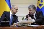 Thủ tướng Yatseniuk: Putin muốn tiêu diệt Ukraine, khôi phục Liên Xô