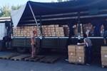 245 xe hàng viện trợ Nga đến Luhansk: Kiev cáo buộc xâm nhập trái phép