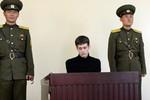 Triều Tiên kết án công dân Mỹ 6 năm lao động khổ sai