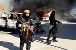 IS phân tán lực lượng, thiết lập lá chắn sống ở Iraq, Syria