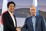 Mỹ ép Thủ tướng Shizo-Abe hoãn mời Putin thăm chính thức Nhật Bản