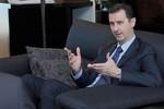 Assad: Không tin chiến dịch không kích IS của Mỹ ở Syria sẽ thành công