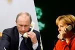 Thủ tướng Đức thúc giục Putin gây áp lực với lực lượng ly khai Ukraine