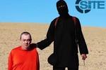 Khủng bố IS hành quyết con tin người Anh thứ hai