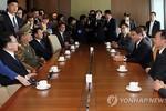 Ba quan chức cấp cao Triều Tiên bất ngờ thăm Hàn Quốc