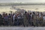 Mỹ thừa nhận không đủ sức cứu Kobani
