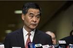 """Lương Chấn Anh: Cảnh báo dùng vũ lực """"giải phóng"""" Hồng Kông"""