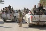 Quân đội Iraq và người Kurd giành hai thị trấn chiến lược từ tay IS