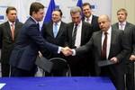 Nga, Ukraine, EU đạt được thỏa thuận cung cấp khí đốt