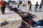 IS thảm sát hơn 300 thành viên bộ tộc chống đối trong tuần qua
