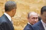 APEC: Putin tỏ thiện chí, Obama lạnh nhạt