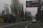 Ukraine cáo buộc lính Nga đến miền Đông đánh thuê cho phe ly khai