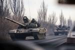 Ukraine bố trí lại lực lượng ở miền Đông