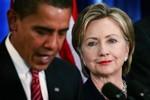 """Obama: Bà Hillary Clinton sẽ là """"Tổng thống tuyệt vời"""""""