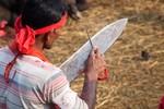 Ảnh: Thảm sát gia súc trong lễ hội tôn giáo ở Nepal