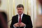 Poroshenko phủ nhận tin đồn bị Tổng thống Nga đe dọa