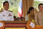 Thái tử phi Thái Lan xin từ bỏ tước vị hoàng gia