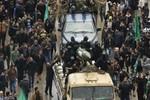 Hamas diễu hành thề tiêu diệt Israel