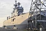 Nga ra tối hậu thư cho Pháp: Giao tàu Mistral hoặc trả tiền