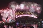 Video: Màn bắn pháo hoa đón năm mới rực rỡ tại New Zealand, Sydney