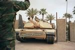 Mỹ sẽ bán 170 chiếc tăng  Abrams M-1A1 cho Baghdad