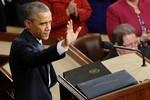 """Tổng thống Obama """"đánh bóng di sản"""" qua Thông điệp Liên bang 2015"""