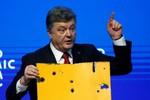 Poroshenko cáo buộc Nga điều 9.000 binh sĩ tham chiến ở miền Đông