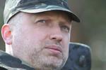 Thăm Donetsk, đoàn xe bọc thép chở Turchinov bị rơi vào khu pháo kích
