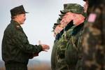 Tổng thống Belarus bày tỏ ý muốn gia nhập NATO