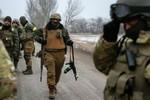 Báo Mỹ: Mất Debaltseve là cái giá của hòa bình bền vững