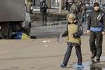 Ai đứng sau hàng loạt vụ đánh bom bí ẩn tại Kharkiv?