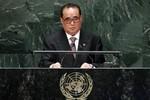 Bí mật Ngoại trưởng Triều Tiên thoát cuộc thanh trừng hậu Jang Song-thaek