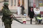 Học giả Nga: Sáp nhập bán đảo Crimea vượt qua mọi học thuyết chiến lược
